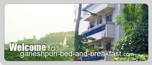 Welcome to Ganeshpuri bed and breakfast