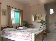 Photo: guest room